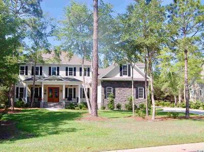 Pawleys Island Single Family Home For Sale: 509 Reserve Drive