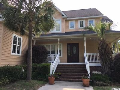 Myrtle Beach Single Family Home For Sale: 6704 N Kings Highway