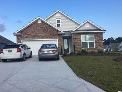 Myrtle Beach Single Family Home Active-Pend. Cntgt. On Financi: 5621 Lombardia Circle