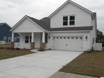 Myrtle Beach Single Family Home For Sale: 1522 Osage Drive