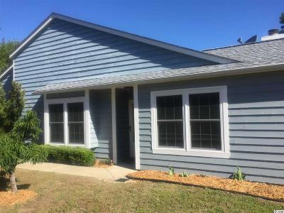 North Myrtle Beach SC Single Family Home Sold: $153,195