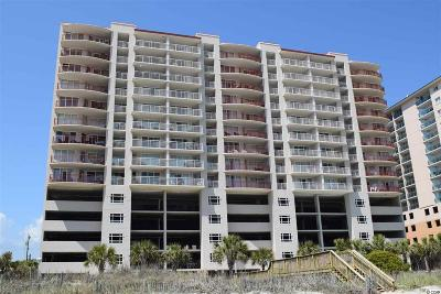 North Myrtle Beach SC Condo/Townhouse Sold: $345,900