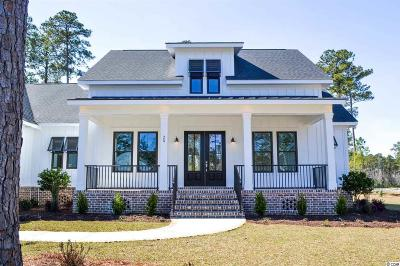 Murrells Inlet Single Family Home Active-Pend. Cntgt. On Financi: Lot 243 Pigeonforge Drive