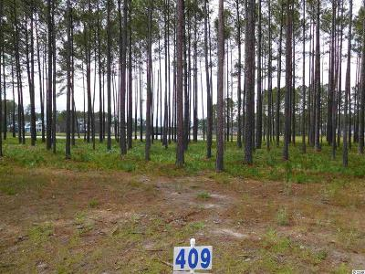 Georgetown County, Horry County Residential Lots & Land For Sale: 923 Fiddlehead Way