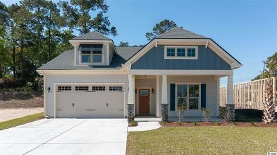 North Myrtle Beach Single Family Home For Sale: 1104 Doubloon Drive
