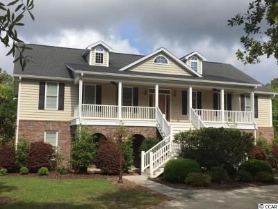 Pawleys Island Single Family Home For Sale: 32 Hammock Ave