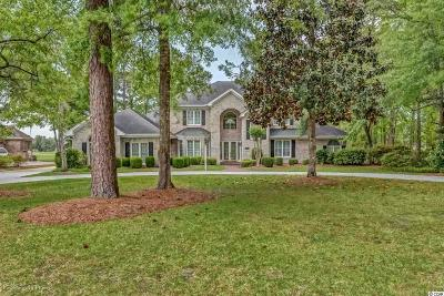 Pawleys Island Single Family Home For Sale: 78 Oakmont Drive