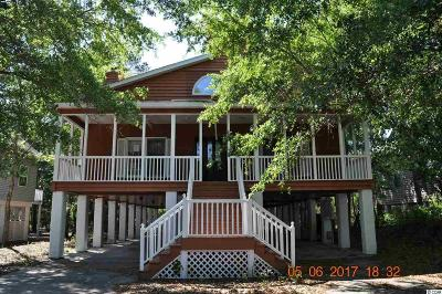 Pawleys Island SC Single Family Home Sold: $389,400