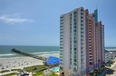 Condo/Townhouse Sold-Inner Office: 3500 N Ocean Boulevard #409/410
