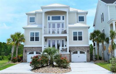 Myrtle Beach Single Family Home For Sale: 433 Harbour View Drive