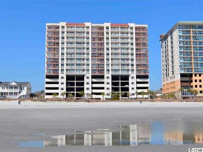 North Myrtle Beach Condo/Townhouse For Sale: 1401 S Ocean Blvd #1303