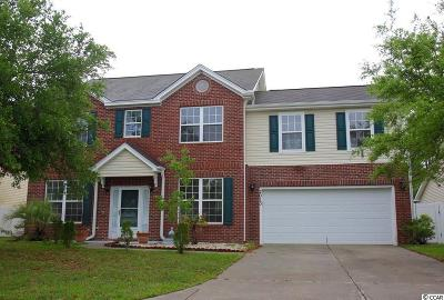 Myrtle Beach SC Single Family Home Sold: $199,000