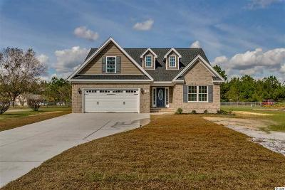 Conway Single Family Home For Sale: Tbb8 Hampton Pl.