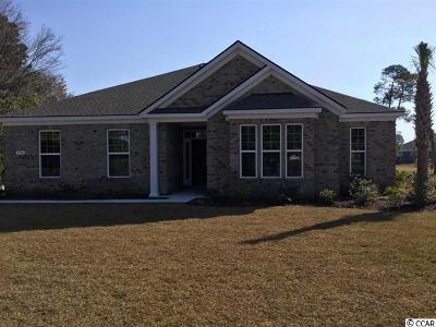 Conway Single Family Home For Sale: 1101 Wigeon Drive