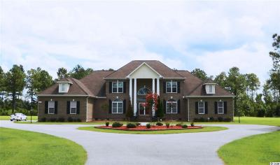 Longs Single Family Home Active-Pending Sale - Cash Ter: 4000 Old Buck Creek Rd