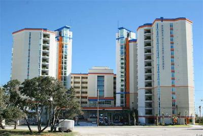 Myrtle Beach SC Condo/Townhouse Active-Pend. Cntgt. On Financi: $649,900