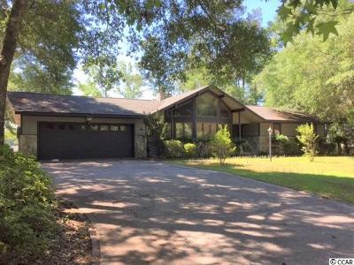 Little River Single Family Home For Sale: 4528 Live Oak Drive