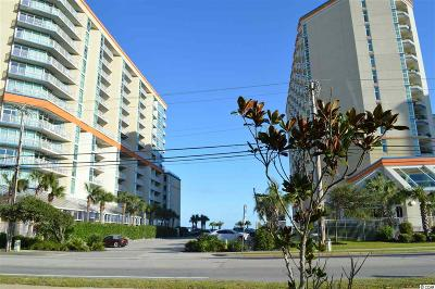 Myrtle Beach Condo/Townhouse Active Under Contract: 5200 N Ocean Blvd. #438