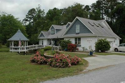 Loris Single Family Home Active-Pend. Contingent Contra: 5159 Walnut Street