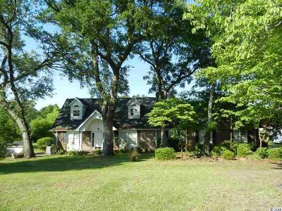 Little River Single Family Home For Sale: 4249 N Horseshoe Rd