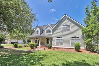 Murrells Inlet Single Family Home Active W/Kickout Clause: 142 Hagar Brown Rd.