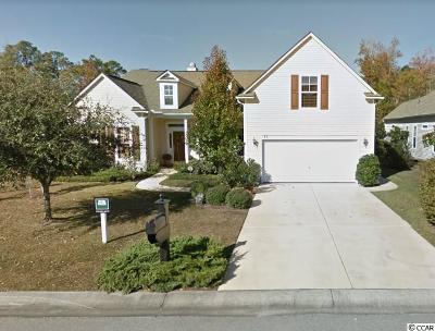 Murrells Inlet Single Family Home For Sale: 37 Saltwind Loop