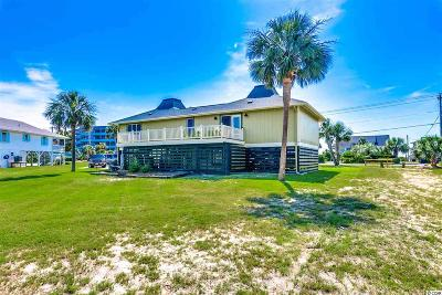 Garden City Beach Single Family Home For Sale: 1614 S Waccamaw Drive