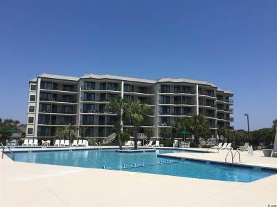 Pawleys Island Condo/Townhouse For Sale: 341 S Dunes Dr. #C-25