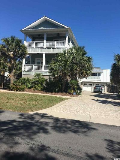 North Myrtle Beach Single Family Home For Sale: 2204 Havens Drive