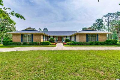 Conway Single Family Home For Sale: 111 E Coker Lane