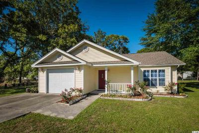 Conway Single Family Home Active-Pending Sale - Cash Ter: 911 Castlewood Ln