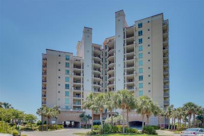 Myrtle Beach Condo/Townhouse For Sale: 122 Vista Del Mar Ln. #2-504