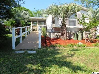 Murrells Inlet Single Family Home For Sale: 16 Crooked Island Circle