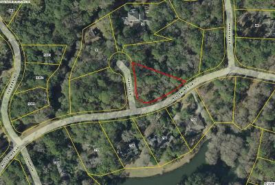 Georgetown County Residential Lots & Land For Sale: Lot 7 All Saints Loop