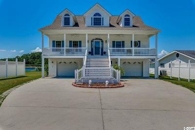 North Myrtle Beach Single Family Home Active-Hold-Don't Show: 1351 Waterway Drive