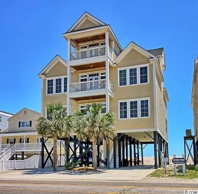 Murrells Inlet Single Family Home For Sale: 132 N Waccamaw Dr.