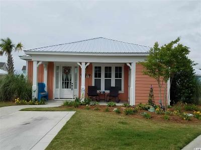 Myrtle Beach, North Myrtle Beach Single Family Home For Sale: 5009 Sea Coral Way