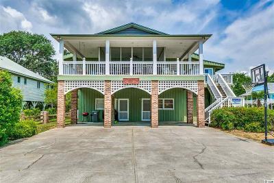 Pawleys Island Single Family Home For Sale: 233 Bobcat Drive
