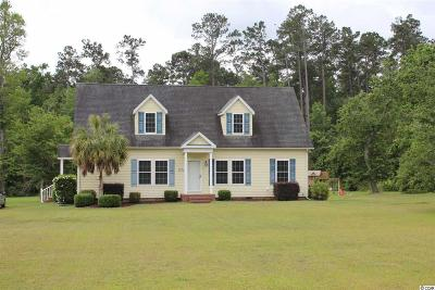 Loris Single Family Home Active-Pending Sale - Cash Ter: 3161 Highway 777