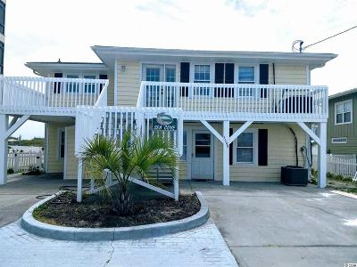 North Myrtle Beach Single Family Home For Sale: 5908 N Ocean Blvd
