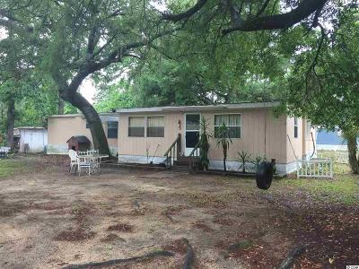 Murrells Inlet Single Family Home For Sale: 400 Wagon Wheel Loop