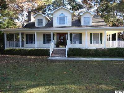 North Myrtle Beach Single Family Home For Sale: 1602 27th Avenue North