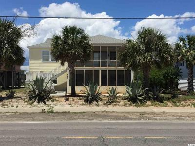 Garden City Beach Single Family Home For Sale: 668 S Waccamaw Drive