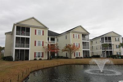 Surfside Beach Condo/Townhouse Active-Pend. Cntgt. On Financi: 2050 Cross Gate Blvd. #301-2050