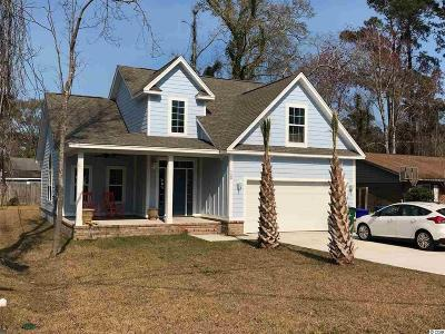 Surfside Beach Single Family Home Active-Pending Sale - Cash Ter: 720 6th Ave S