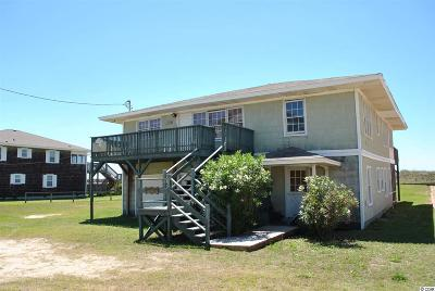 Georgetown County, Horry County Single Family Home For Sale: 1209 S Ocean Blvd