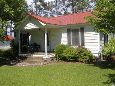 Green Sea Single Family Home For Sale: 3732 Fair Bluff Highway