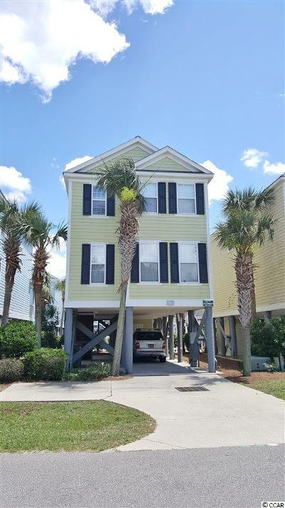 Surfside Beach Single Family Home For Sale: 315 S Dogwood Drive