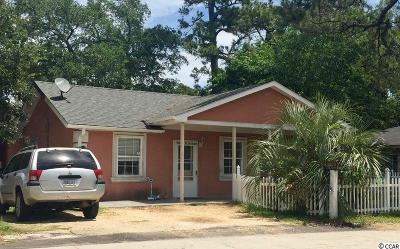 Myrtle Beach Multi Family Home Active-Pend. Cntgt. On Financi: 604 3rd Ave. S