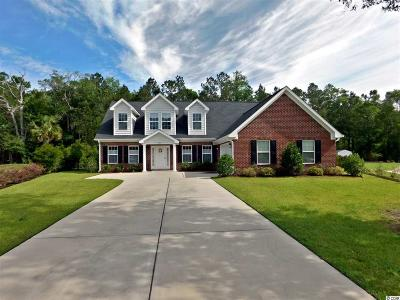 Myrtle Beach Single Family Home For Sale: 445 Dog Pen Court